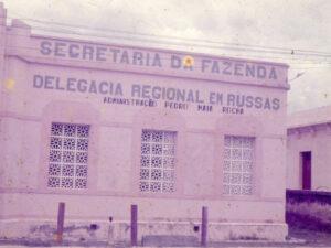 Delegacia Regional - Acervo Centro de Memória da Fazenda