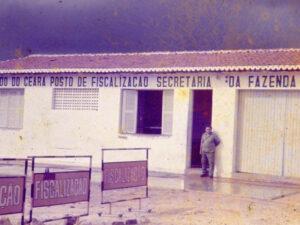 Posto de Fiscalização - Acervo Centro de Memória da Fazenda